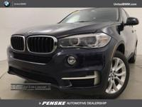 BMW Certified, CARFAX 1-Owner. xDrive35i trim, Imperial