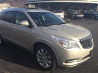 Come see this 2016 Buick Enclave Premium. Its Automatic