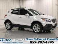 This 1-OWNER Buick Encore is equipped with