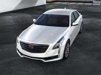 This Crystal White Tricoat 2016 Cadillac CT6 2.0L Turbo
