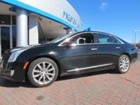 2016 Cadillac XTS Luxury FWD Black 6-Speed Automatic