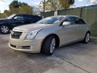 Get ready to go for a ride in this 2016 Cadillac XTS
