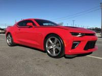 This 2016 Chevrolet Camaro 2dr 2dr Coupe SS with 2SS