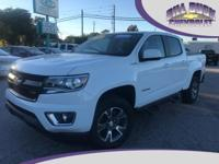 CARFAX One-Owner. This 2016 Chevrolet Colorado Z71 in