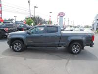 Look at this 2016 Chevrolet Colorado 4WD Z71. Its