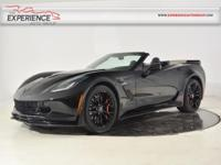 2016 Chevrolet Corvette Z06 Convertible Automatic Z07
