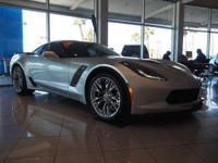 Come see this 2016 Chevrolet Corvette Z06 1LZ. Its