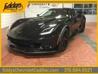 This outstanding example of a 2016 Chevrolet Corvette