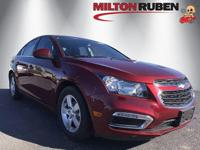 This 2016 Chevrolet Cruze Limited 4dr 4dr Sedan