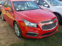 2016 Chevrolet Cruze Limited LTZ. Serving the