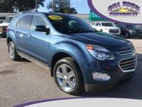 One owner, GM Certified 2016 Equinox LT V6 All Wheel