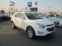 Options:  2016 Chevrolet Equinox Lt|Lt|Awd 4Dr Lt|2.4L