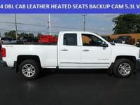 LTZ**4WD**EXTENDED CAB**1-OWNER**CLEAN CARFAX**5.3L V8