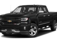 Options:  2016 Chevrolet Silverado 1500 Ltz W/1Lz|Just