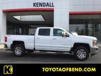 Kendall Toyota of Bend is honored to present a