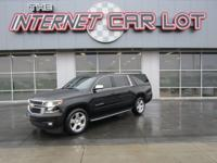 Check out this very nice 2016 Chevrolet Suburban LTZ!