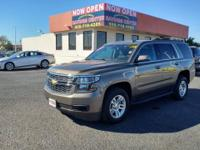 Check out this gently-used 2016 Chevrolet Tahoe we