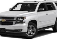 This 2016 Chevrolet Tahoe LT is offered to you for sale