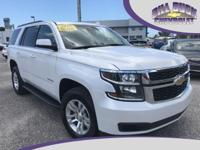 One owner, GM Certified 2016 Tahoe LT in Iridescent