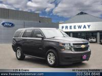 Tungsten Metallic 2016 Chevrolet Tahoe LT 4WD 6-Speed