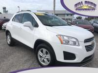GM Certified!! One owner 2016 Chevrolet Trax LT in