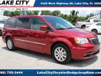 New Price! CARFAX One-Owner. Clean CARFAX. Deep Cherry