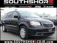 CARFAX One-Owner. 2016 Chrysler Town & Country Touring