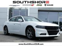 CARFAX One-Owner. 2016 Dodge Charger SXT Ivory 31/19