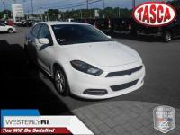 New Price!Bright White Clearcoat 2016 Dodge Dart SXT