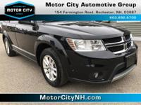 This is one great Dodge Journey.  New Inventory***
