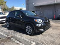 Looking for a clean, well-cared for 2016 FIAT 500X?