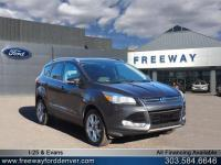 Magnetic 2016 Ford Escape Titanium 4WD 6-Speed