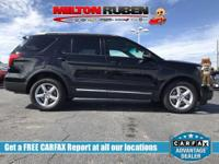 This 2016 Ford Explorer 4dr 4WD 4dr XLT features a 3.5L