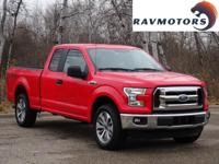 A must see 2016 Ford F-150 XL 4x4 with a powerful and