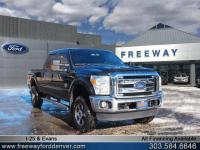 Shadow Black 2016 Ford F-250SD Lariat 4WD TorqShift