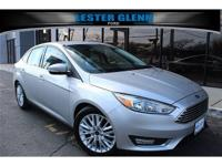 This 2016 Ford Focus Titanium is offered to you for