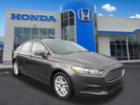 CARFAX One-Owner. **ONE OWNER. Magnetic 2016 Ford
