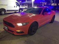 We are excited to offer this 2016 Ford Mustang. Your
