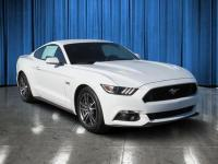This 2016 Ford Mustang GT has an exterior color of
