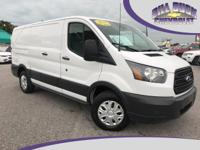 CARFAX One-Owner. This 2016 Ford Transit-150 Base in