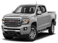 Options:  2016 Gmc Canyon Slt|This 2016 Gmc Canyon 4Wd