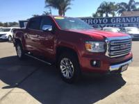 Options:  2016 Gmc Canyon 4Wd Crew Cab 128.3 Slt