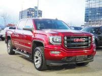 Crimson Red 2016 GMC Sierra 1500 SLT 4WD 8-Speed