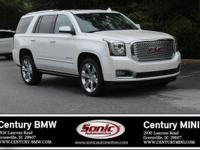 1 Owner, Clean Carfax! This 2016 GMC Yukon Denali 4WD