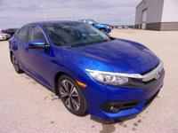 SAVE BIG ON A LOW MILEAGE EX-T HONDA CIVIC!!! Come see