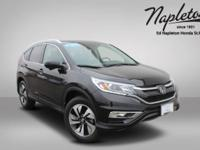 **2016 Honda CR-V Touring**, *CLEAN CARFAX, *MOONROOF,