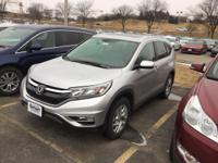 Smart Honda is excited to offer this 2016 Honda CR-V.