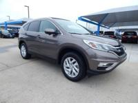 We are excited to offer this 2016 Honda CR-V. This 2016