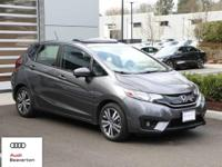 Looking for a clean, well-cared for 2016 Honda Fit?