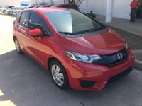 We are excited to offer this 2016 Honda Fit. This